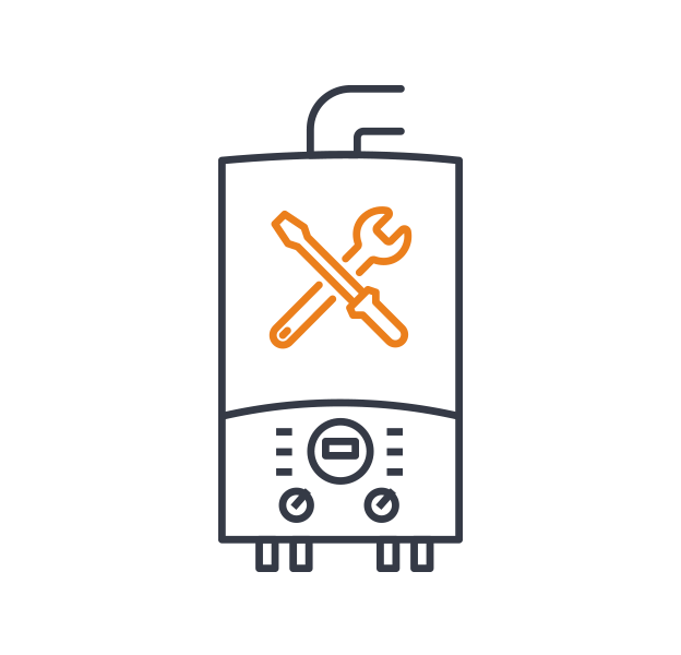 1st call heating & drainage - Boiler repair icon