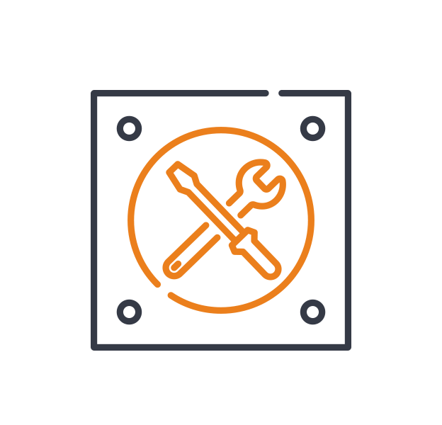 1st call heating & drainage - Drain repairs icon