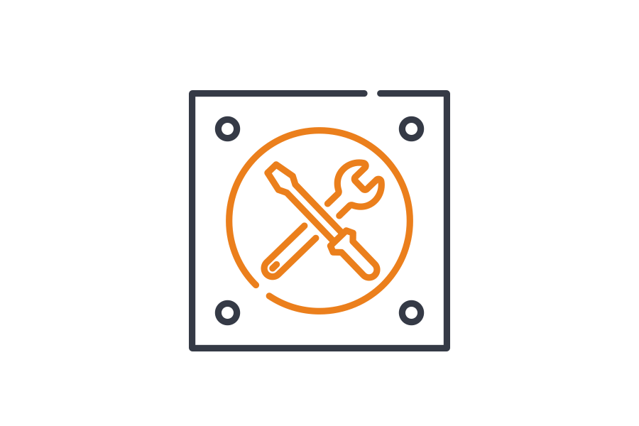 1st call heating & drainage - Drain repair icon
